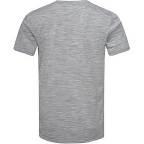 super.natural Base 175 T-Shirt Homme, ash melange
